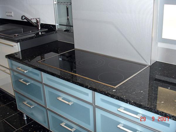 Kuchenplatten natursteinbetrieb francisco in linnich for Granit arbeitsplatte küche