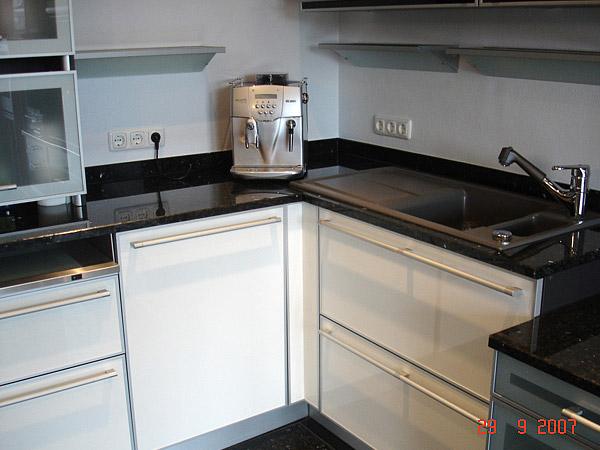 Küche granit  Küchenplatten - Natursteinbetrieb Francisco in Linnich